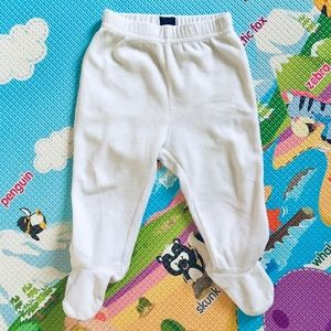 🆕 4/$20 Baby Gap | micro corduroy footies 6-12M
